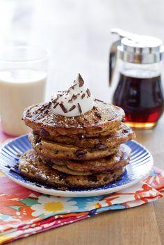 Tiramisu vegan Pancakes & Chatting Desserts & Cookbooks with Chloe Coscarelli + VGP 2013!