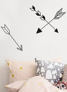 Wallsticker Mini Arrow von ferm LIVING