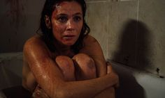 Anna Friel is battered and bruised as she strips off for Marcella | Daily Mail Online