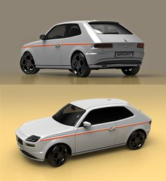 FIAT 127 SPORT - ABARTH 127 by David Obendorfer