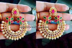 Available Imitation Earrings Gallery | Jewellery Designs