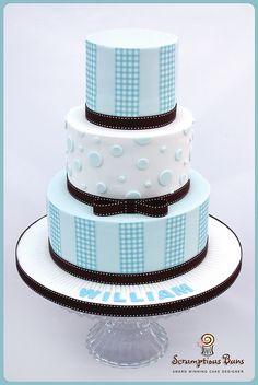 Christening Cake | Flickr: Intercambio de fotos