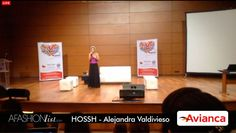 Conferencia de Alejandra Valdivieso con HossH para el corazón de la moda 2013. Evento organizado por la Alcaldía de Bucaramanga. Cómo acceder al mercado nacional de la industria de la moda. Accesorios Colombia
