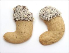 Cardamom spices up a great-looking biscotti-style cookie.