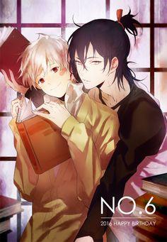 #no6 #shion #nezumi