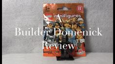 LEGO Frightening Knight Minifigure 71011-3 Series 15 Review