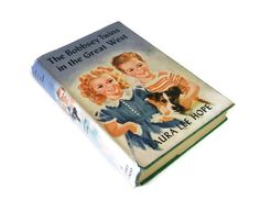 Vintage 1920 Copyright Book The Bobbsey Twins in by RescuedInTime, $11.00