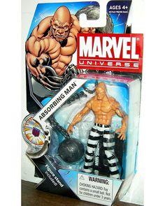 #MarvelUniverse #AbsorbingMan  #Hasbro #actionfigures #action #figures #figurasdeação #figuras #ação #toys #toy #quadrinhos #comics #villains #vilões #nerd #geek #SuperVillains #SuperVilões #Marvel #MarvelComics