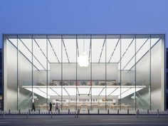 Apple Store 杭州 Foster + Partners