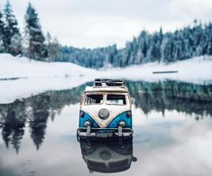 Photo by travellingcars... #vosvos #woswos #Volkswagen #travel #snow #Awesome #photography #Swiss #taginstant