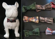 Haute Dogue Vintage Bow Wows