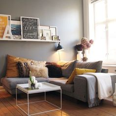 Neutrals and yellow accents. ❤️#interior #ideas #homedecor #homeideas #homestyling #decorating101 #design #HomeDecorating #adoreinteriors #livingroom #living via @Pinterest