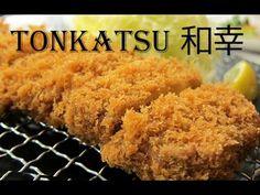 Food Review-Deep-Fried Tonkatsu at Wako Restaurant in Tokyo