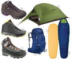 Day 8:2 Great techy hiking gear is such a turn on!!! Being kept comfy in the craziest of weather is so much fun!!