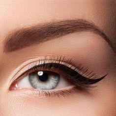 64 Ideas for makeup hacks beauty secrets eyeliner people La Rive In Woman, Eyebrow Makeup, Hair Makeup, Eyebrow Beauty, Eyebrow Game, Beauty Secrets, Beauty Hacks, Beauty Tips, Permanent Eyeliner
