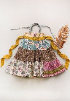 Sparrow Tiered Ellie Dress