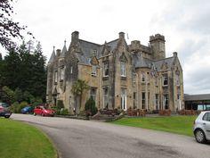 Stonefield Castle Hotel, Scotland