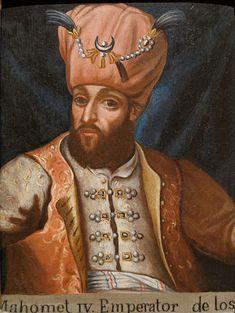 4. mehmet 1648 – 1687