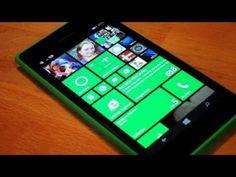Nokia Lumia 735 Features