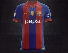barca pepsi kit - Google Search