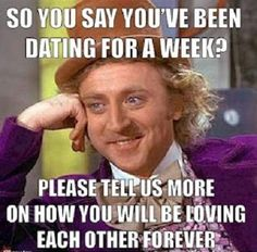 Willy Wonka Meme | Share This Funny Willy Wonka Meme On Facebook!