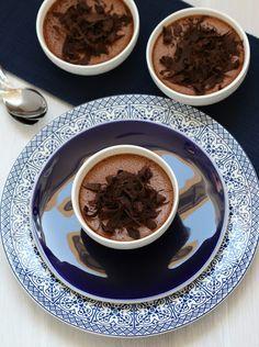 Pınar's Desserts: Çikolata - Espresso Pots de Creme