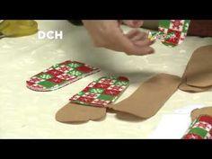 Toma cortinas Osito navideño- Yasna Pino - Casa Puchinni - YouTube Gingerbread Cookies, Christmas Tree, Holiday Decor, Youtube, Desserts, Videos, Home, Baby Dolls, Apron Patterns