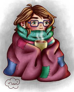 It's a Friday night and it's time to cuddle up in a blanket and watch some series. The winter days has been a bit cold this last week but it's thankfully going to get a bit warmer next week.  #illustration #clipstudiopaint #digitalpainting #digitalart #digitalillustration #scarf #winter #digitalart #drawing #practice #drawingpractice #girldrawing #friday #fridayvibes #warm #hotchocolate #cozy Drawing Practice, Next Week, Winter Day, Cuddle, Digital Illustration, Hot Chocolate, Digital Art, Friday, Cozy