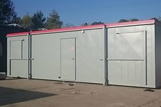 As your business grows and evolves, so too will its premises. Portable buildings are a cost-effective option for office space, storage ....