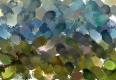 Studio Artist - Factory Settings - Abstract Autopaint - Thick