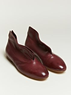 Maison Martin Margiela 22 Women's Fin Top Flat Shoes