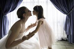 Photo by Claudia Cala of August 08 on Worldwide Wedding Photographers Community #wedding #weddingphotographer #mywed #WorldwideWeddingPhotographers #kiss #children #bride