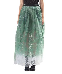 Look at this #zulilyfind! Ivy Astrid Ombré Maxi Skirt #zulilyfinds
