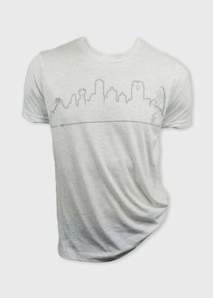 Mens grey on white marble #dallas #skyline #outlinethesky #repyourcity #ots
