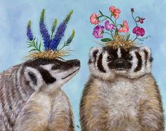 The Badger Sisters