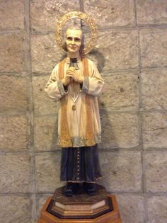 St. John Marie Vianney, Patton of All priests.