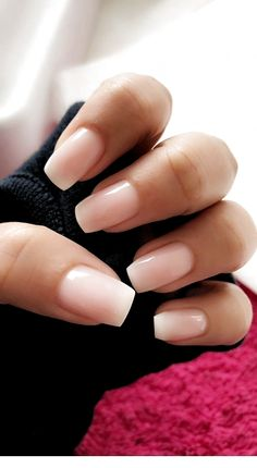 38 Stunning Neutral Nail Art Designs 2019 Moreover, in addition, there are the gorgeous darker fall nail colors ideas that you can select to beautify your nails in the simplest way possible. Cute Nail Art, Cute Nails, Pretty Nails, My Nails, Pretty Short Nails, Work Nails, Nail Art Rosa, Neutral Nail Art, Neutral Nail Designs