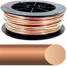 GROUND WIRE STRANDED BARE COPPER 6 AWG 50/' FEET GROUNDING POOL SPA GENERATOR