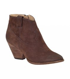 Ankle Booties The short-heeled style is critical to our weekend ensembles, easily earning its spot among the coveted five.  Get The Look:  ​Frye Reina Booties ($258) in Dark Brown. The 5 Shoes Styles You'll Wear Forever via @WhoWhatWear