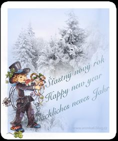Old Christmas, Christmas Cards, Advent, Santa, Clip Art, Winter, New Years Eve, Christmas E Cards