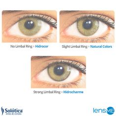 Solotica yearly contact lenses are available in three different collections namely, Hidrocor, Natural Colors and Hidrochrame. Double click the photo and learn more.