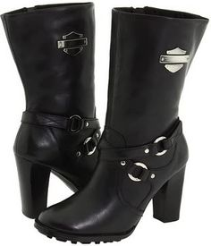 Sexy Harley Davidson Women's Clothing | Harley Davidson Women's Boots Hot Harley Leather Motorcycle Biker ...