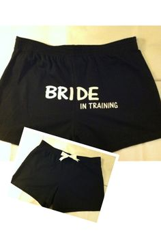 How adorable! I will so get these in a plethora of colors when I'm about to get married :)