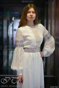 Весільна сукня в українському стилі. Більше суконь - на сайті (переходь d19821d7774cf