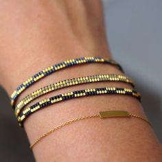 Armparty! Which color is your favorite? Find them in my etsy shop! #yrsarmcandy #yoursarmcandy #armcandy #armbandjes #armband #stackingbracelets #weefarmband #bracelet #bracelets #ibizabracelet #ibiza #beadedbracelet #beads #beading #beadloom #etsy #handmadejewelry #jewelry #jewellery #sieraden #kralen #miyuki #miyukibeads #miyukidelica #miyukibracelet #minimaljewelry #daintybracelet #delicatejewelry #delicatebracelet #bohemianstyle