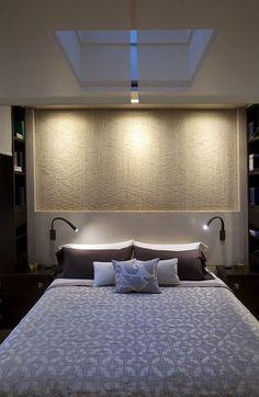 kleine slaapkamer creatief inrichten met veel kastruimte - Google ...