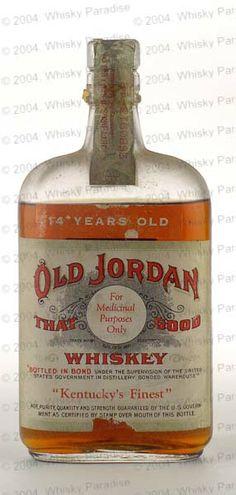 Old Jorden