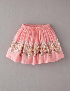 Fizzy Sequin Skirt- great skirt inspiration