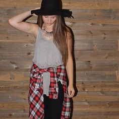 Back to school ready? We are! Come see us today or shop online!  #newarrivals #backtoschool #plaid #LBVBgirls