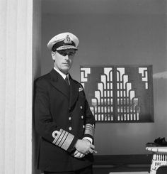 Beaton, Cecil -- Admiral Lord Louis Mountbatten, Supreme Allied Commander, South East Asia, at New Delhi, India, 1944 -- Imperial War Museum